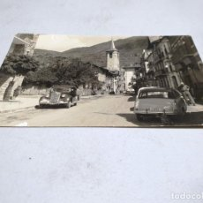 Postales: POSTAL FOTOGRÁFICA ANTIGUA ¿ANDORRA? . Lote 195422118