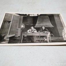 Postales: POSTAL ANTIGUA ANDORRA. RADIO ANDORRA. CIRCULADA. Lote 195422288