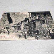 Postales: POSTAL ANTIGUA ANDORRA. CANILLO. . Lote 195422307