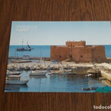 Postales: POSTAL DE PAFOS, CHIPRE.. Lote 195433517