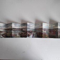 Postales: POSTAL PANORAMICA DESPLEGABLE 360 DE SAN PETERSBURGO. RUSIA. Lote 195468680