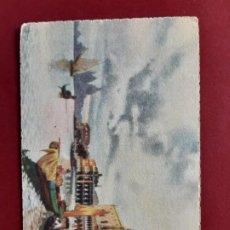 Postales: VENEZIA- ALL'INIZIO DEL SECOLO-SIN CIRCULAR. Lote 195478542