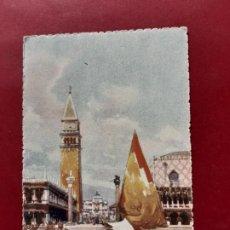Postales: VENEZIA- ALL'INIZIO DEL SECOLO-SIN CIRCULAR. Lote 195478557