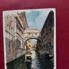 Postales: VENEZIA- ALL'INIZIO DEL SECOLO-SIN CIRCULAR. Lote 195478612