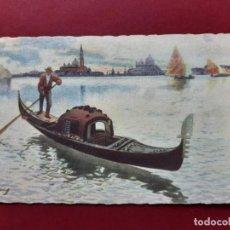 Postales: VENEZIA- ALL'INIZIO DEL SECOLO-SIN CIRCULAR. Lote 195478642