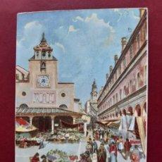 Postales: VENEZIA- ALL'INIZIO DEL SECOLO-CIRCULADA SIN SELLO. Lote 195480392