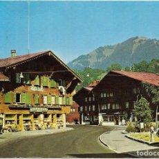 Postales: == B1573 - POSTAL - SAANEN - DORFPARTIE. Lote 195513983