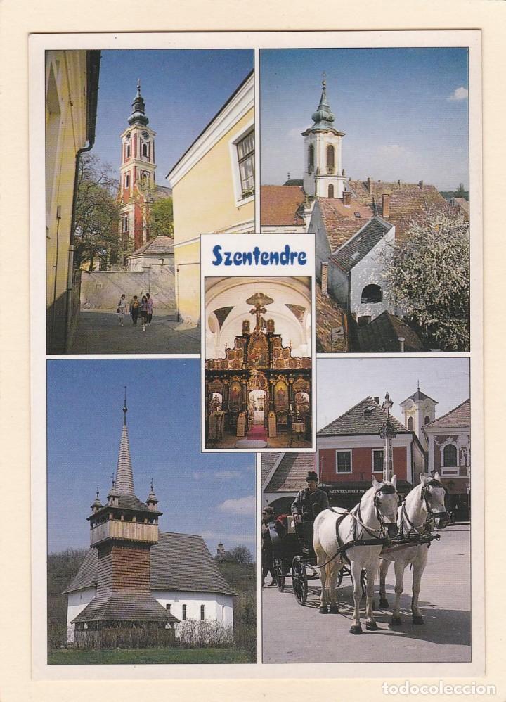 POSTAL SZENTENDRE (HUNGRIA) (Postales - Postales Extranjero - Europa)