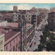 Postales: POSTAL CORSO GRAMSCI. IGLESIA SAN PASQUALE. TARANTO/TARENTO (ITALIA). Lote 195515213