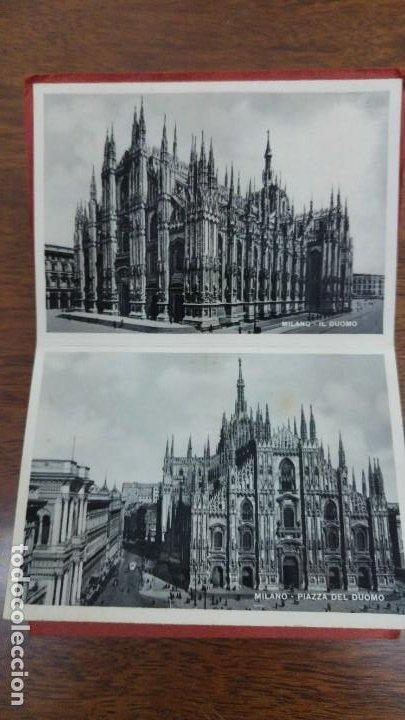 Postales: RICORDO DI ITALIA 20 VEDUTE ARTISTICHE ED.SAF - Foto 2 - 195522405