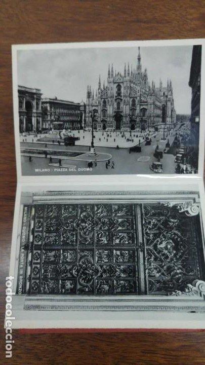 Postales: RICORDO DI ITALIA 20 VEDUTE ARTISTICHE ED.SAF - Foto 3 - 195522405