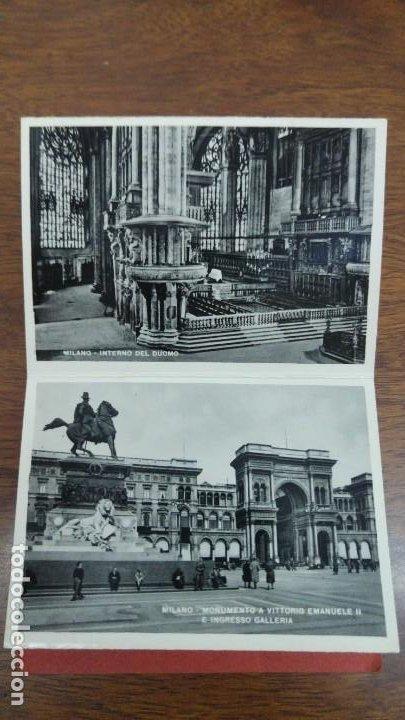 Postales: RICORDO DI ITALIA 20 VEDUTE ARTISTICHE ED.SAF - Foto 4 - 195522405