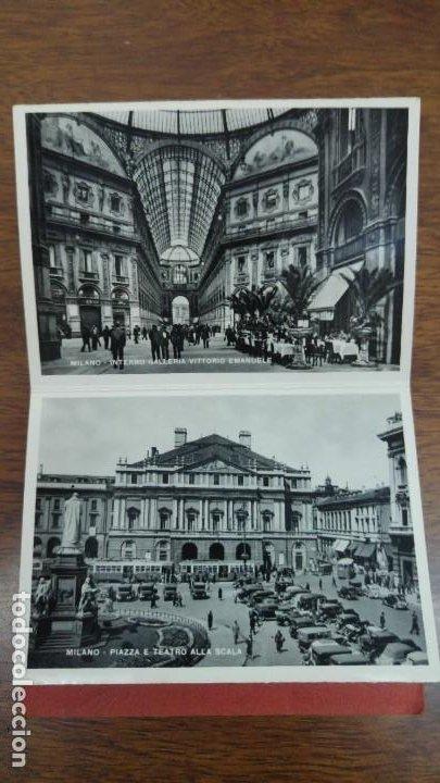 Postales: RICORDO DI ITALIA 20 VEDUTE ARTISTICHE ED.SAF - Foto 5 - 195522405
