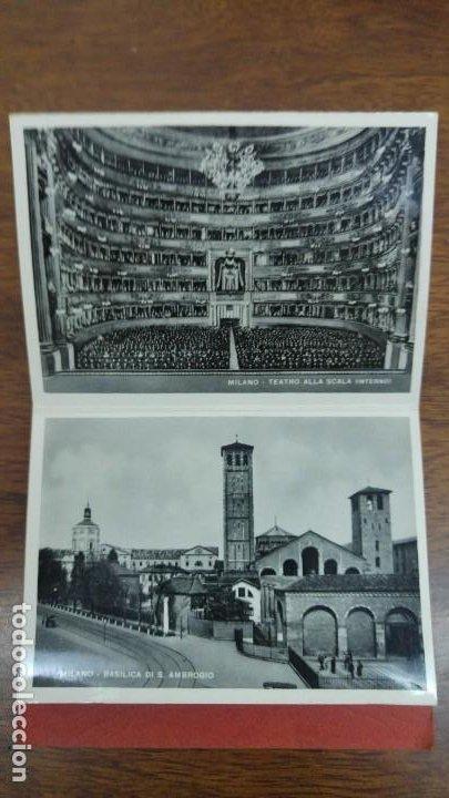 Postales: RICORDO DI ITALIA 20 VEDUTE ARTISTICHE ED.SAF - Foto 6 - 195522405