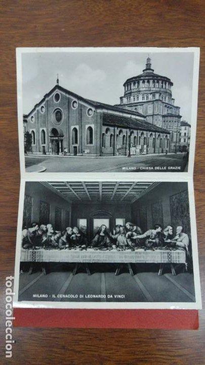 Postales: RICORDO DI ITALIA 20 VEDUTE ARTISTICHE ED.SAF - Foto 7 - 195522405