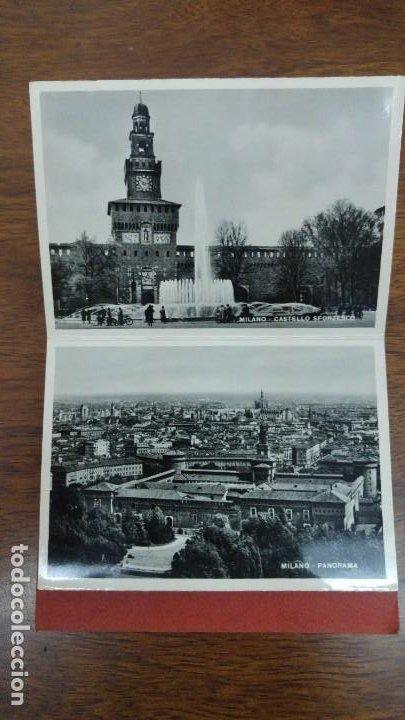 Postales: RICORDO DI ITALIA 20 VEDUTE ARTISTICHE ED.SAF - Foto 8 - 195522405