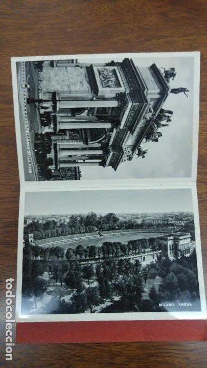 Postales: RICORDO DI ITALIA 20 VEDUTE ARTISTICHE ED.SAF - Foto 9 - 195522405