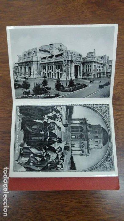 Postales: RICORDO DI ITALIA 20 VEDUTE ARTISTICHE ED.SAF - Foto 10 - 195522405