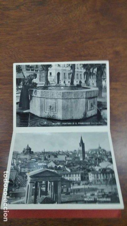 Postales: RICORDO DI ITALIA 20 VEDUTE ARTISTICHE ED.SAF - Foto 11 - 195522405