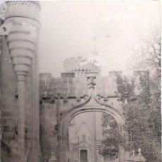 Postales: CASTILLO DE KERIOLET (FRANCIA). 1600 PORTAL DE LA COUR D'HONNEUR. NUEVA. BLANCO/NEGRO. VER FOTO. Lote 195532118