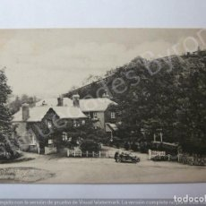Postales: POSTCARD. BRITISH CAMP HOTEL. MARVERN WELLS. Lote 195545653
