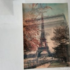 Postales: HOLOGRAMA PARIS. Lote 195549300