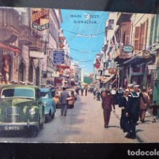 Postales: POSTAL DE GIBRALTAR BONITA MUY ANIMADA.. Lote 195621483