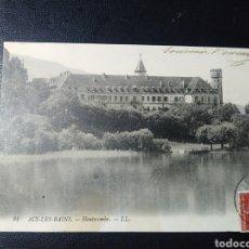 Postales: FRANCIA, FRANCE, AIX LES BAINS, HAUTECOMBE. Lote 195870547