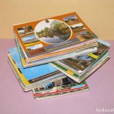 Postales: LOTE DE UNOS 180 POSTALES DE PAÍSES BAJOS, HOLANDA. NEDERLAND. DIFERENTES.. Lote 196126106