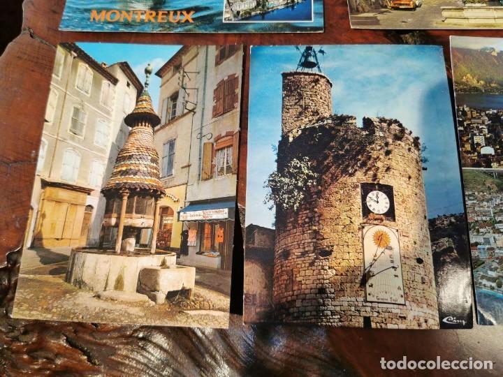 Postales: 11 POSTALES PAISES DE EUROPA, FRANCIA, SUISSE, LONDRES, ALEMANIA. - Foto 3 - 196513616