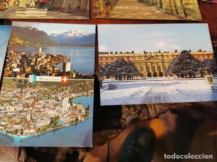 Postales: 11 POSTALES PAISES DE EUROPA, FRANCIA, SUISSE, LONDRES, ALEMANIA. - Foto 4 - 196513616