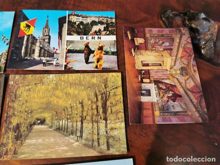 Postales: 11 POSTALES PAISES DE EUROPA, FRANCIA, SUISSE, LONDRES, ALEMANIA. - Foto 5 - 196513616