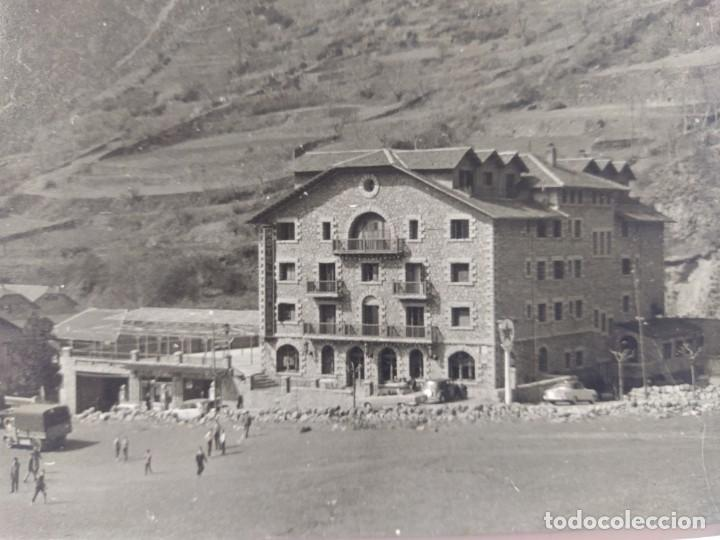 Postales: ANDORRA-ENCAMP-HOTEL ROSALEDA-FOTOGRAFIA ANTIGUA-VER FOTOS-(68.690) - Foto 2 - 196805945