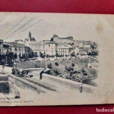 Postales: CIUDADES Y LUGARES DE ESPAÑA-PRINCIPIOS DE SIGLO-SIN CIRCULAR-UTILIZAR ZOOM-. Lote 197458265