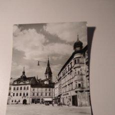 Postales: POSTAL DE JINDRICHUV HRADEC (CHECOSLOVAQUIA). Lote 197550818