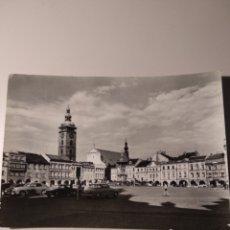 Postales: TARJETA DE CESKE BUDEJOVICE (CHECOSLOVAQUIA). Lote 197553503