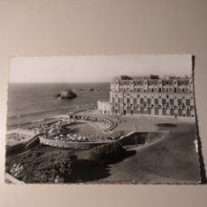 Postales: POSTAL DE BIARRITZ FRANCIA. Lote 197554171