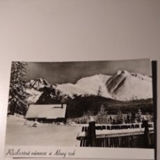 Postales: POSTAL DE CHECOSLOVAQUIA. Lote 197559003