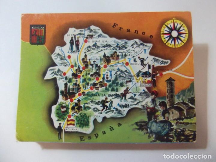 Postales: acordeon 24 postales valls dandorra - Foto 2 - 197596661
