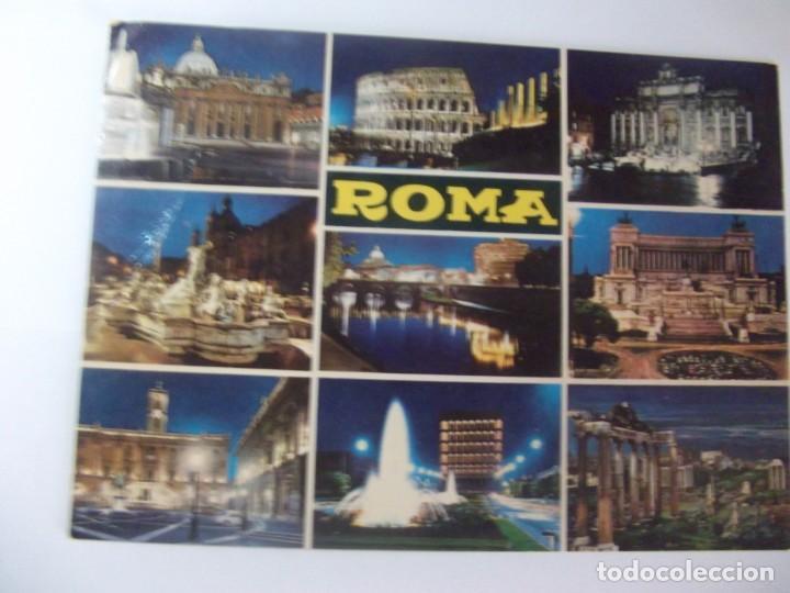 Postales: lote 5 postales roma - Foto 6 - 197699587