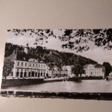 Postales: POSTAL DE SOLBAD KARLSHAFEN (ALEMANIA) PUERTO Y AYUNTAMIENTO.. Lote 197863255