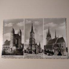 Postales: POSTAL DE CATEDRALES (ALEMANIA). Lote 197912122