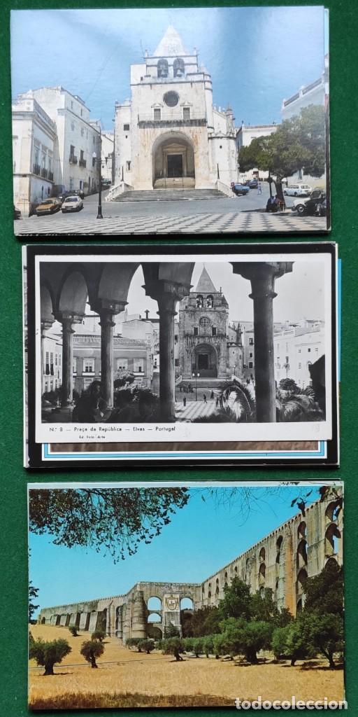 LOTE DE 83 POSTALES DE ELVAS (PORTUGAL) (Postales - Postales Extranjero - Europa)