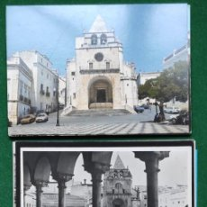 Postales: LOTE DE 83 POSTALES DE ELVAS (PORTUGAL). Lote 198504548