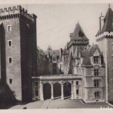 Postales: POSTAL PAU LE CHATEAU ENTREE PRINCIPALE - TITO. Lote 198603550