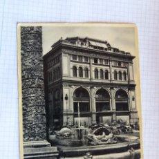 Postales: TARJETA POSTAL - ROMA - PIAZZA COLONNA - EL PALAZZO DE LA RINASCENTE. Lote 198604737