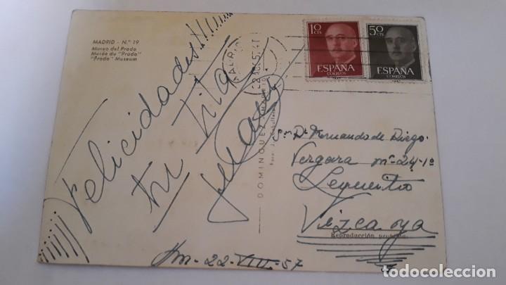Postales: postal nº19, madrid museo del prado años 50 , ver fotos - Foto 2 - 198607098