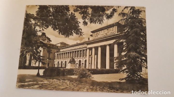 POSTAL Nº19, MADRID MUSEO DEL PRADO AÑOS 50 , VER FOTOS (Postales - Postales Extranjero - Europa)