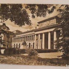 Postales: POSTAL Nº19, MADRID MUSEO DEL PRADO AÑOS 50 , VER FOTOS. Lote 198607098