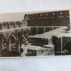 Postales: TARJETA POSTAL - ABBEY OF BELLA -PAISE KYRENIA - CYPRUS - LONDON. Lote 198608851